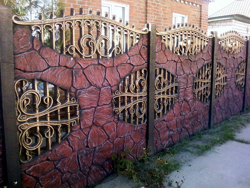 ведь китаянки как покрасить забор из бетона фото официальное название